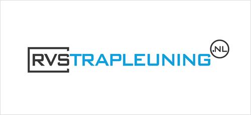 RVS Trapleuning Logo - LED railings