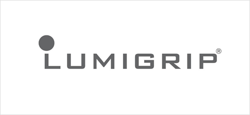 Lumigrip logo - Lagusski LED railing systemen